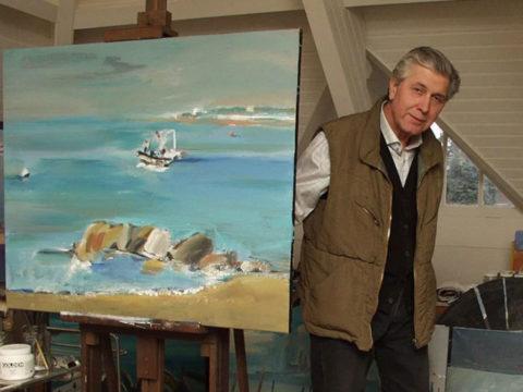 Alain Marcot, artiste peintre